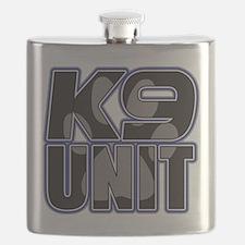 Police K9 Unit Paw Flask