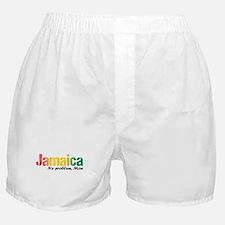 Jamaica No Problem tri Boxer Shorts