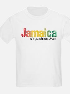 Jamaica No Problem tri T-Shirt