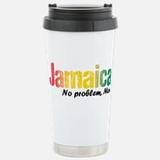 Jamaica No Problem tri Travel Mug