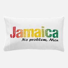 Jamaica No Problem Tri Pillow Case
