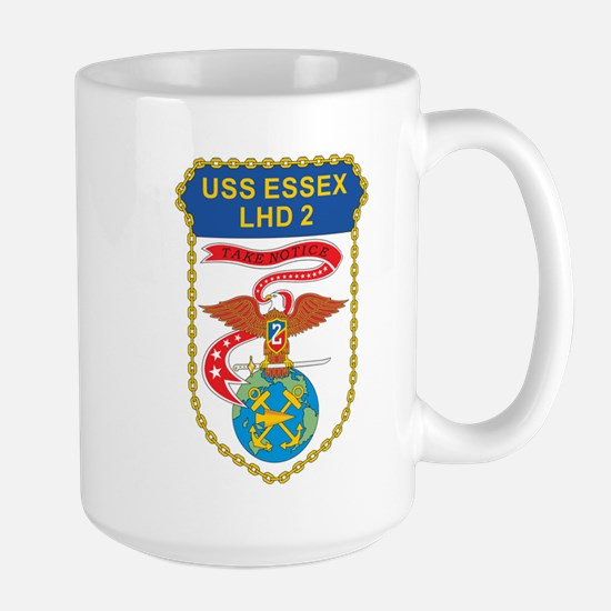 USS Essex LHD-2 Mugs