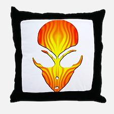 Full-Stripe 12 Throw Pillow