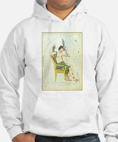 Cassiopeia Constellation Hoodie Sweatshirt