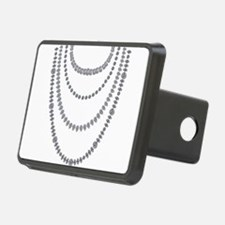 Rappers chain of diamonds Hitch Cover
