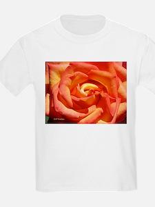 Cute Orange flowers T-Shirt