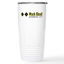 Ski Snowbird, Mach Shne Travel Mug