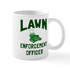 Lawn Enforcement Officer Mug