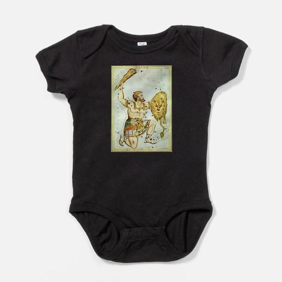 Vintage Orion Constellation Baby Bodysuit