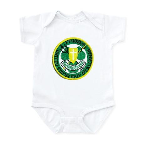 USS O'CALLAHAN Infant Bodysuit