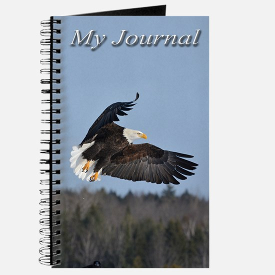 Cute Bald eagle maine Journal