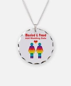 Married and Proud Necklace