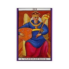 3. L'Imperatrice (Empress) Tarot Card Magnet
