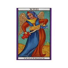 14. Temperance (Temperance) Tarot Card Magnet