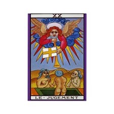 20. Le Jugement (Judgement) Tarot Card Magnet