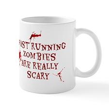Fast Zombies Mug