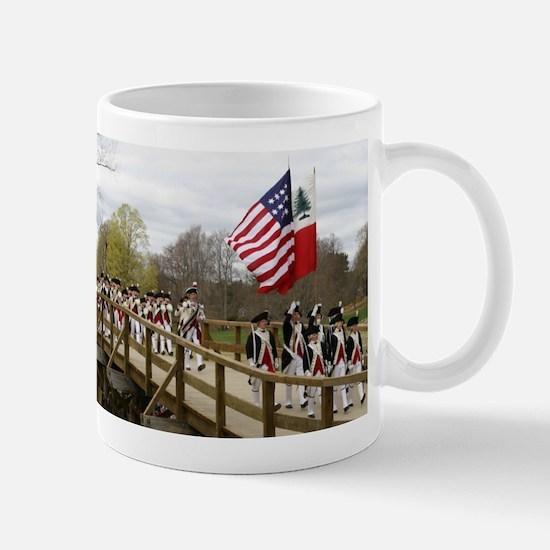 Lexington & Concord Bridge Mugs