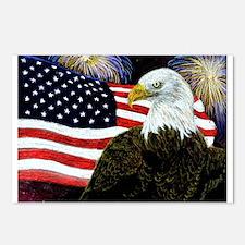 Eagle Pride Postcards (Package of 8)
