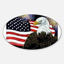 Eagle Pride Decal