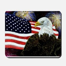 Eagle Pride Mousepad