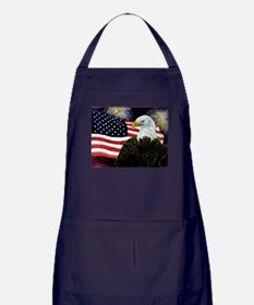 Eagle Pride Apron (dark)