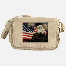 Eagle Pride Messenger Bag