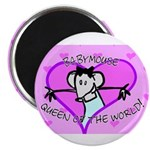 Babymouse Magnet!