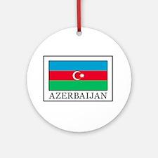 Azerbaijan Ornament (Round)