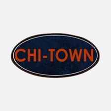 CHI TOWN Blue Stone Patch