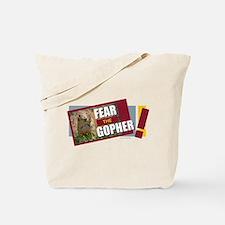 Cute Minnesota gophers Tote Bag