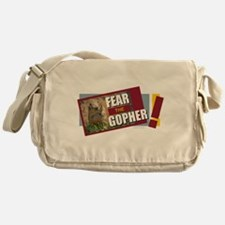 Cute Minnesota gophers Messenger Bag