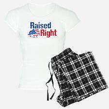 Raised Right Pajamas