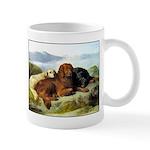 GOLDEN RETRIEVER, IRISH & GORDON Mug