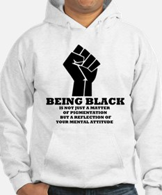Being Black Hoodie