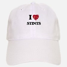 I love Stints Baseball Baseball Cap