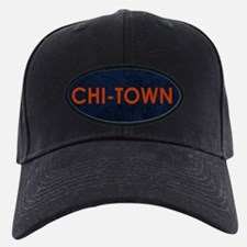 CHI TOWN Blue Stone Baseball Hat