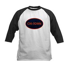CHI TOWN Blue Stone Baseball Jersey