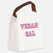 Vegan Gal Canvas Lunch Bag