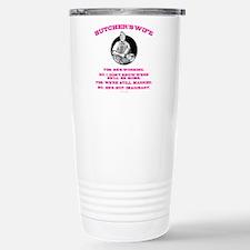 Butcher's Wife Travel Mug