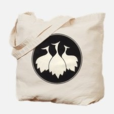 Trio of Shore Birds Tote Bag