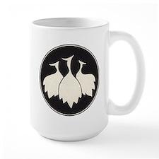 Trio of Shore Birds Mug