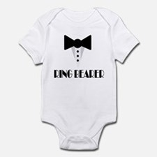 Ringbearer Wedding Party Body Suit