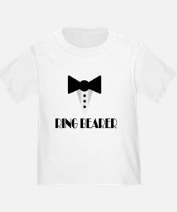 Ringbearer Wedding Party T-Shirt