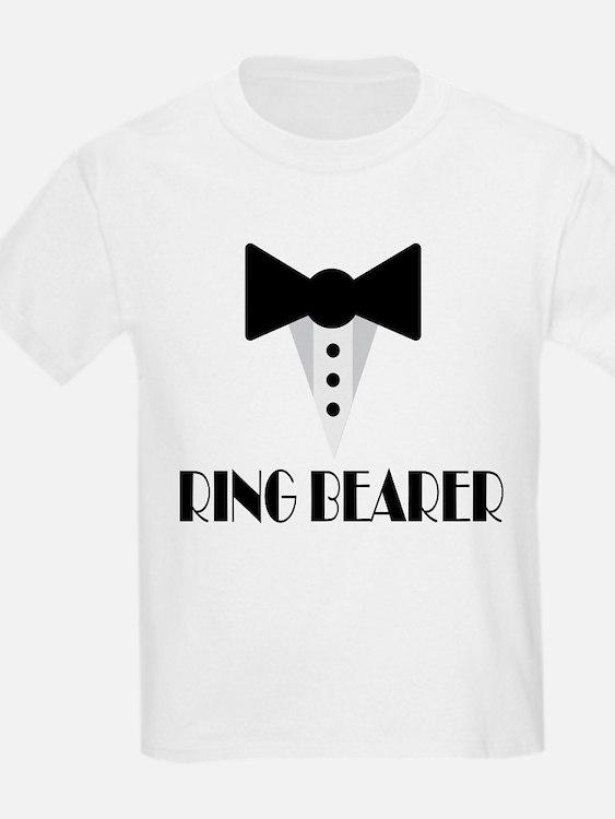Ringbearer Wedding Party T-Shirt