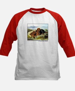 GOLDEN RETRIEVER, IRISH & GORDON Tee
