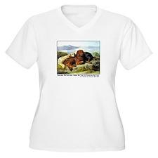 GOLDEN RETRIEVER, IRISH & GORDON T-Shirt