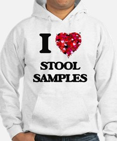 I love Stool Samples Hoodie