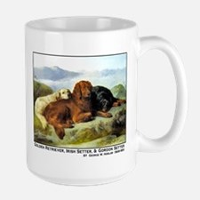 GOLDEN RETRIEVER, IRISH & GORDON Mug