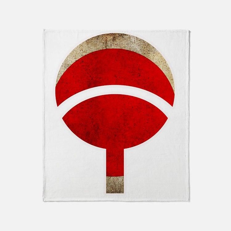 Uchiha Sasuke   JAPAN Throw Blanket