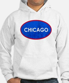 Chicago Light Blue Stone Hoodie
